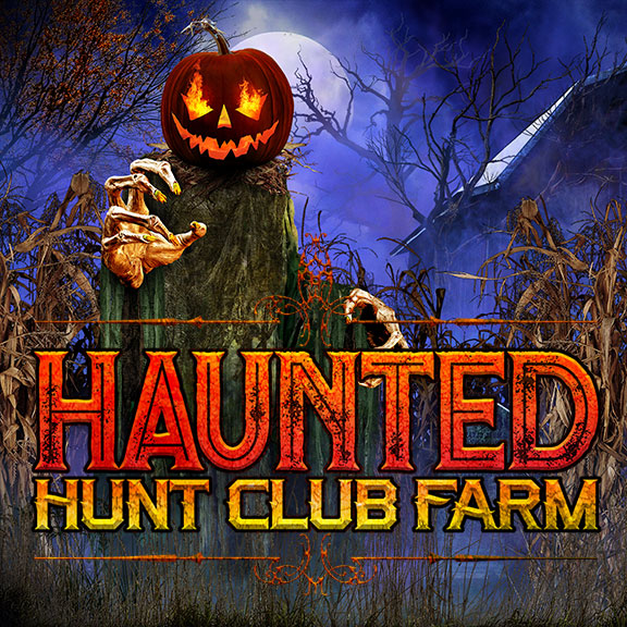 home haunted hunt club farm - Farm Halloween