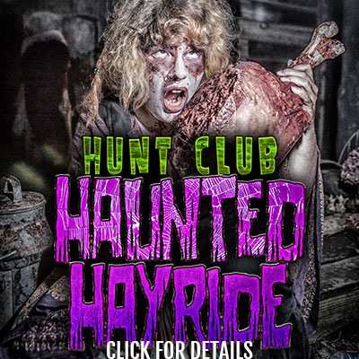 Haunted Hayride - Click for Details!